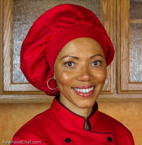 Raw Food Chef and Instructor Nina Curtis
